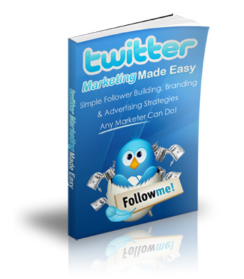 Product picture Twitter Marketing Made Easy (PLR)