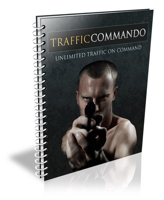 Product picture Traffic Commando - Unlimited traffic on command