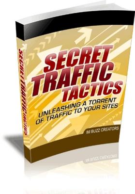 Product picture Secret Traffic Tactics