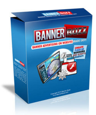Product picture Banner Buzz Platinum (Rebrandable Software) (MRR)